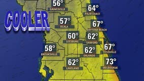 TIMELINE: Here's when Central Florida's next cold front arrives