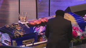 Funeral held for Miya Marcano in South Florida