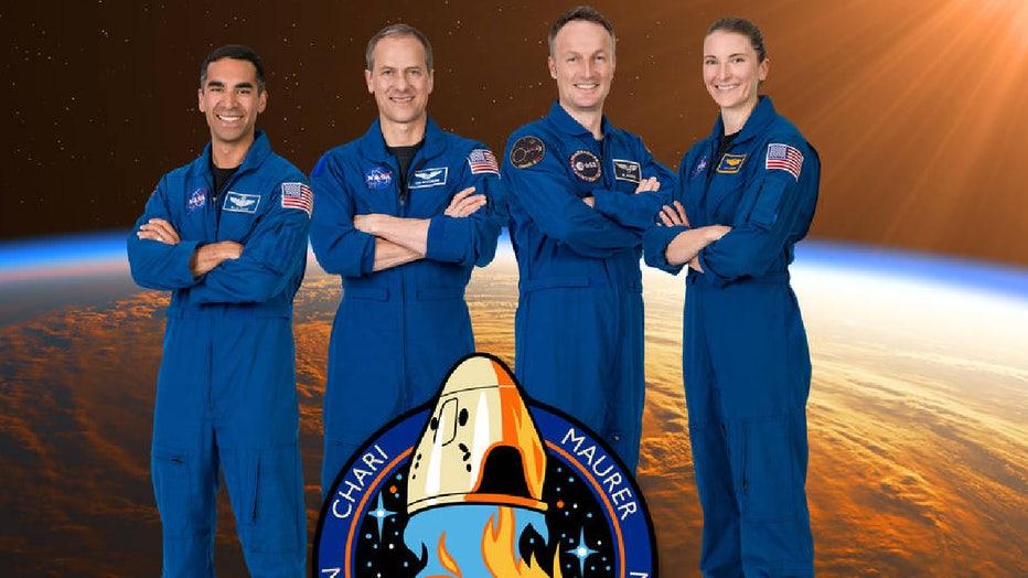 NASA spacex crew3
